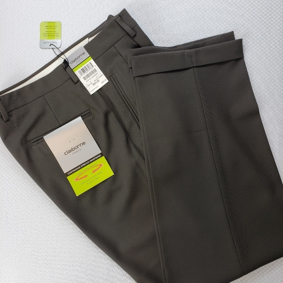 Claiborne Other - New with Tag Mens Claiborne Gabardine Dress Pants